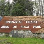 Juan de Fuca BC Provincial Park Canada