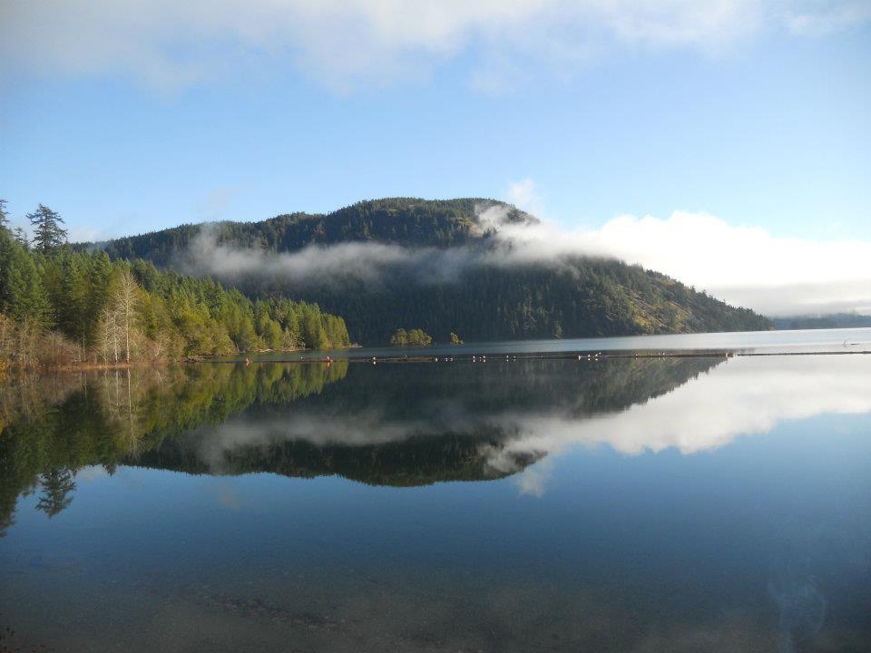 Gordon Bay BC Provincial Park Canada